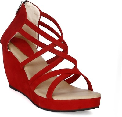 Tic Tac Toe Women Red, Red Heels