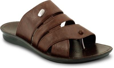 Amvi Men Brown Sandals