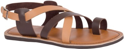 Tortoise Men Brown Sandals