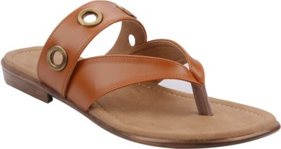 Chicopee Women Tan Flats