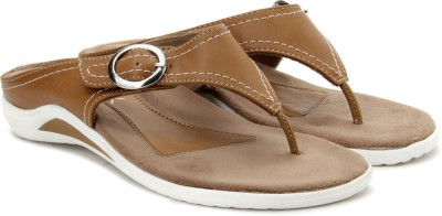 Catwalk Women Women Tan Flats