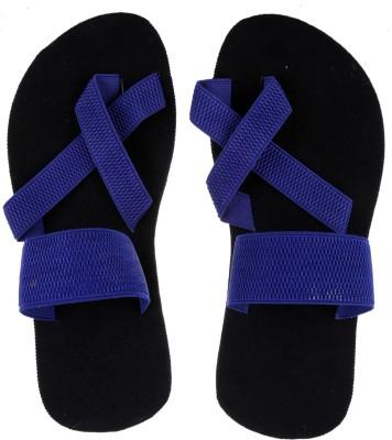 Tripssy Men Blue Sandals