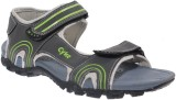 Cyke Men Grey Sandals