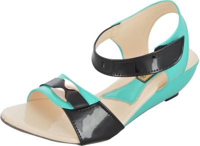 Axcellence Women Green Heels