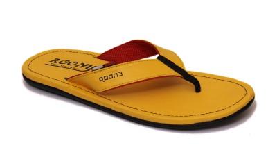 Roony Men Yellow Sandals
