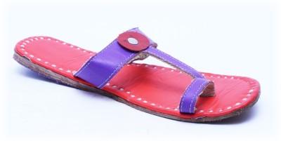 Manthan Women Pink Flats