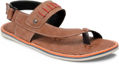Bacca Bucci Men Brown Sandals