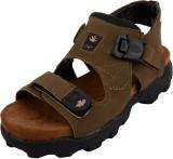 Rick Rock Men Olive Sandals