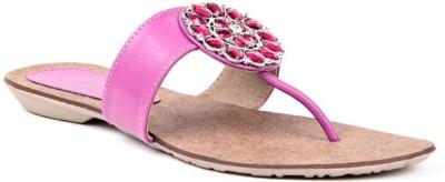Darcey Women Pink Flats