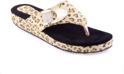 Shoe Lab Women Camel Flats