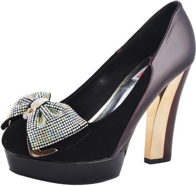 Willywinkies Women Brown Heels