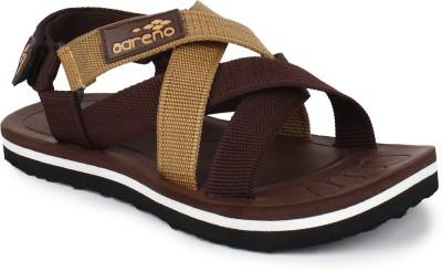 Adreno Men Brown Sandals