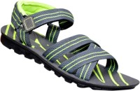 The Scarpa Men Green Sandals