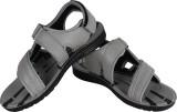 Vivaan Footwear Men Grey Sandals