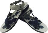 Evok Men Blue Sandals