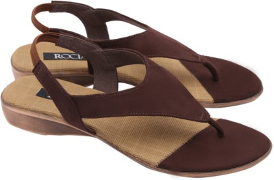 Rocia Women Brown Flats