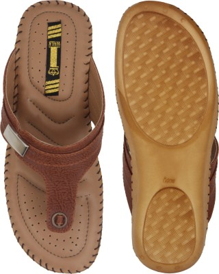 1 Walk Women Tan Flats