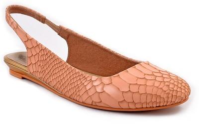 Zaera Women Orange Flats