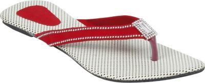 Geliyo Women Red Flats