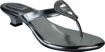 Faith Women Silver Heels