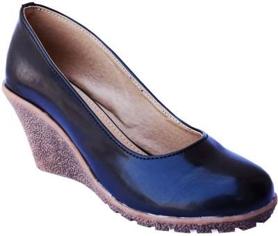 MadeinMyIndia Women Black Heels
