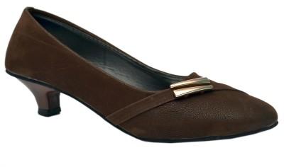 Trendigo Women Brown Heels
