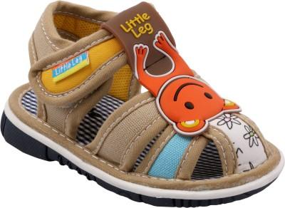 Offspring Baby Girls Brown Sandals