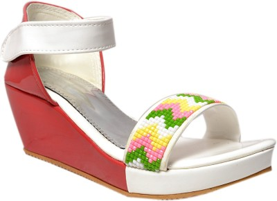 Crayon&collection Girls Multicolor Sandals