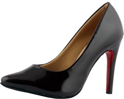 Totes Gallore Women Black Heels