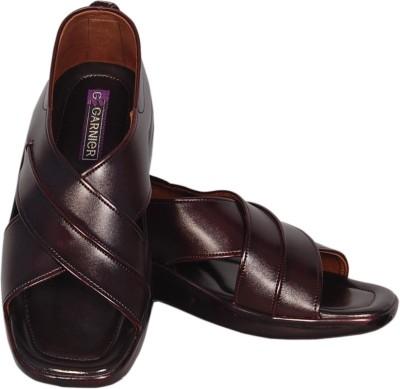 Garnier Men Brown Sandals