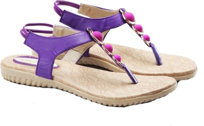 Margaux Women Purple Flats