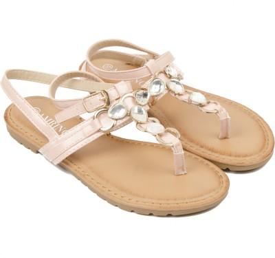 AMRINO Women Pink Flats