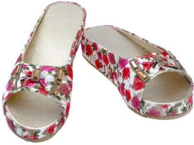 Fashion Bytes Women Pink Heels