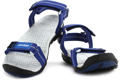 Lotto Aldo Men Blue, Grey Sandals