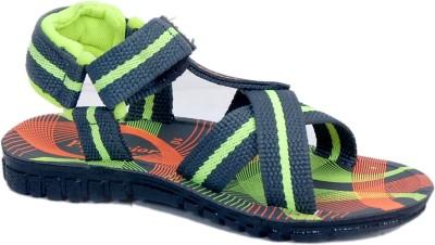GreenBazar Baby Boys Green Sandals