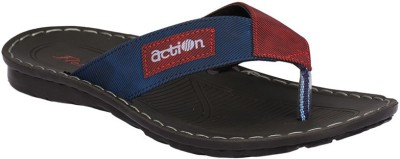 Action Flotter Men Red Sandals