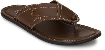italia Men Tan Sandals