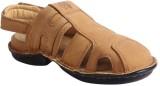 Red Chief Men Rust Sandals