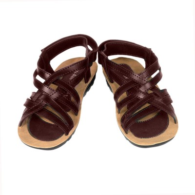 Fuoko Men, Boys Brown Sandals