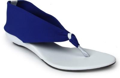 Rise Women Blue Wedges