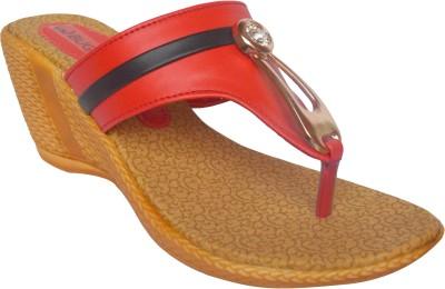 BUGGU Women Red Heels