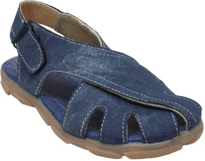 Snappy Boys Blue Sandals