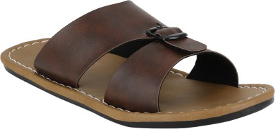 Knight Ace Men Brown Sandals