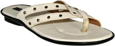 SSF Men White Sandals