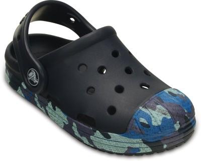 Crocs Baby Boys Navy Sandals