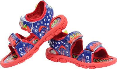 Hyfex Baby Boys Red Sandals
