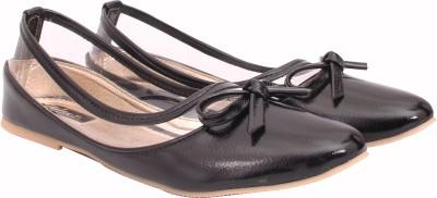 Welson Women Black Flats