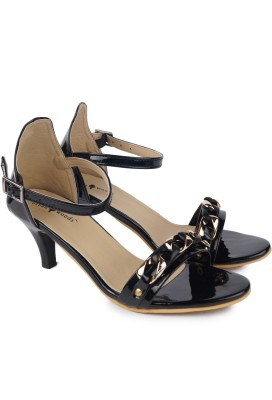 Urban Woods Black Women Black Heels