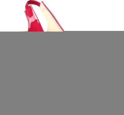 MK COLLECTIONS Women Red Heels