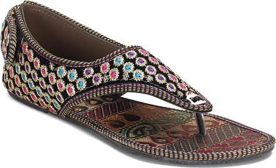 Paduki Women Multicolor Flats